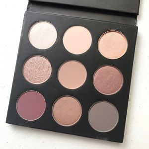 Studiomakeuo On-The-Go Eyeshadow Palette Cool Down